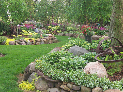Beautiful Garden Landscape Design
